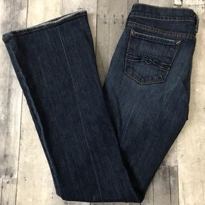 Lucky Brand Zoe Boot Cut Med Wash Jeans - 547